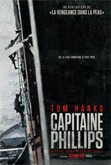 Capitaine Phillips Movie Poster
