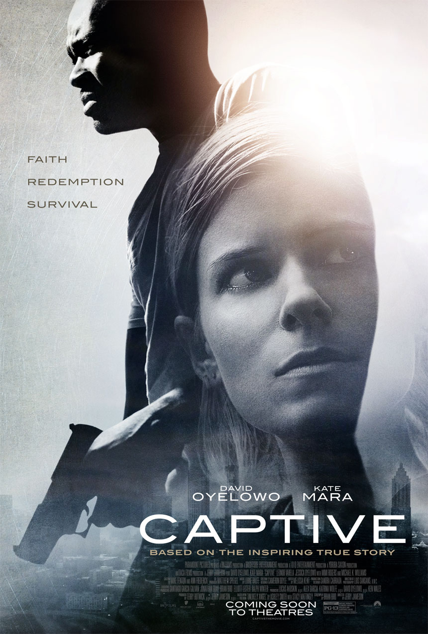 Captive Large Poster