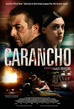 Carancho Large Poster