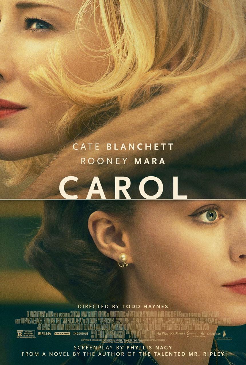 Carol Large Poster