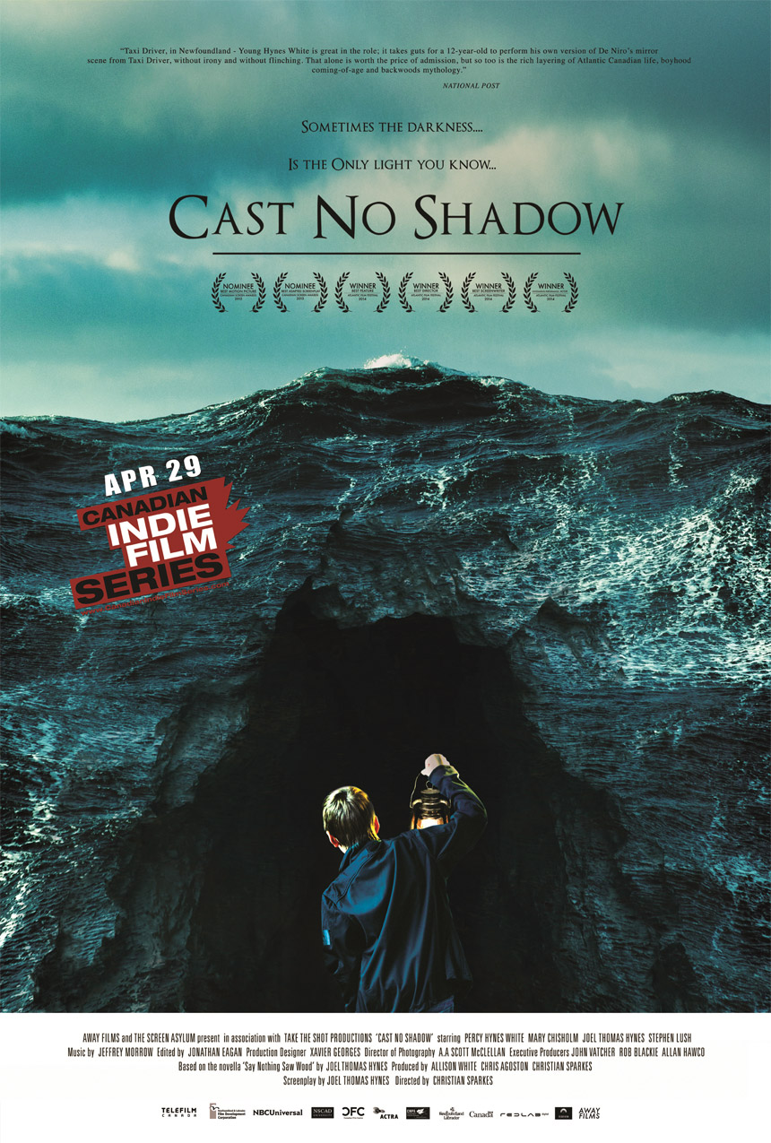 Cast No Shadow Large Poster