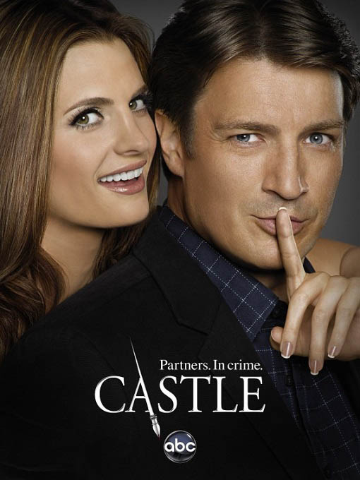 Castle: The Complete Fourth Season Large Poster