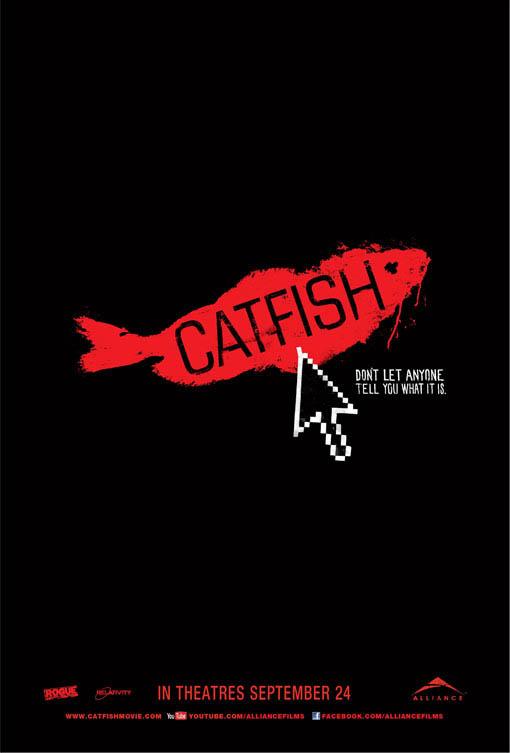 Catfish Large Poster