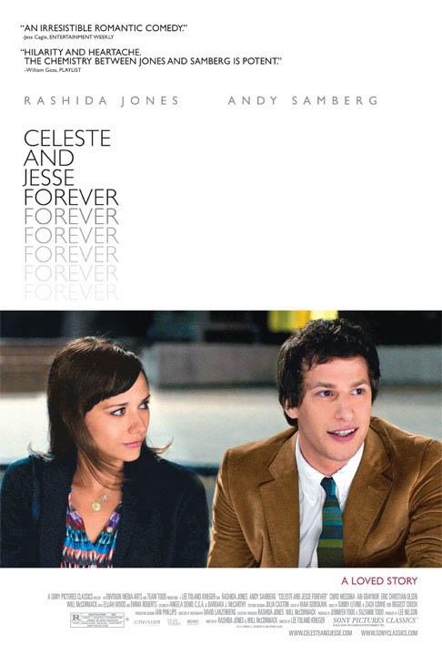 Celeste and Jesse Forever Large Poster