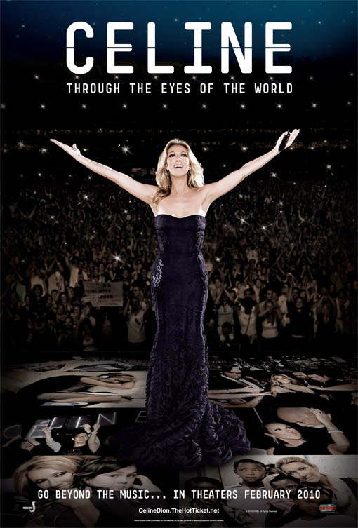 Celine: Through the Eyes of the World Large Poster