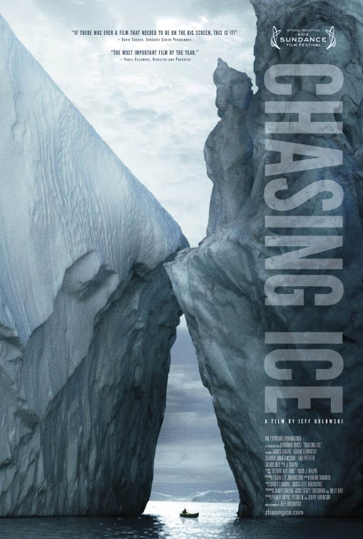 Chasing Ice Large Poster