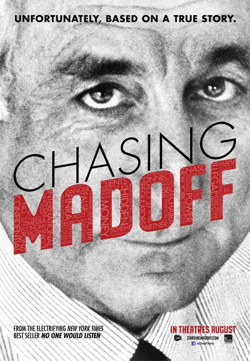 Chasing Madoff Large Poster