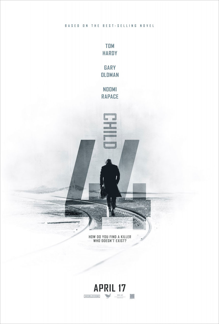 Child 44 Large Poster