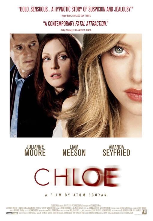 Chloe Large Poster