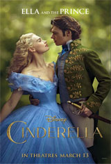 Cinderella: The IMAX Experience Movie Poster