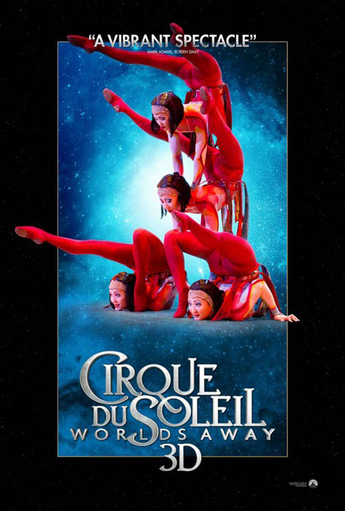 Cirque du Soleil: Worlds Away photo 9 of 14