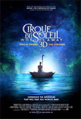 Cirque du Soleil: Worlds Away 3D Movie Poster