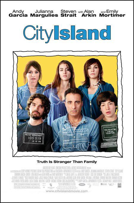 City Island Large Poster