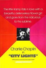 City Lights Movie Poster