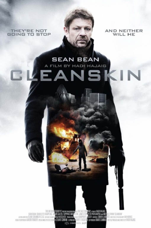 Cleanskin Large Poster