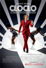 Cloclo: The Legend of Jean François Movie Poster