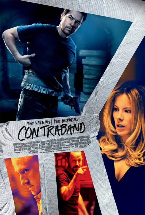 Contraband Large Poster