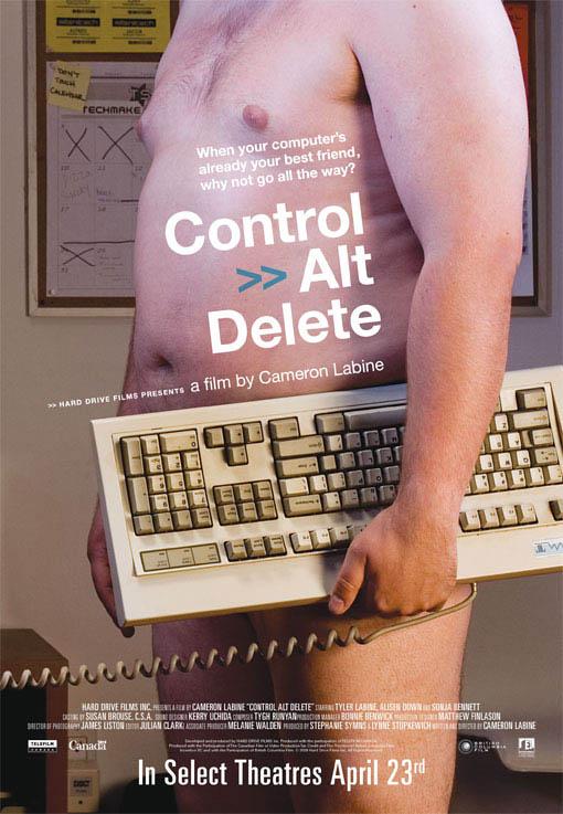 Control Alt Delete Large Poster