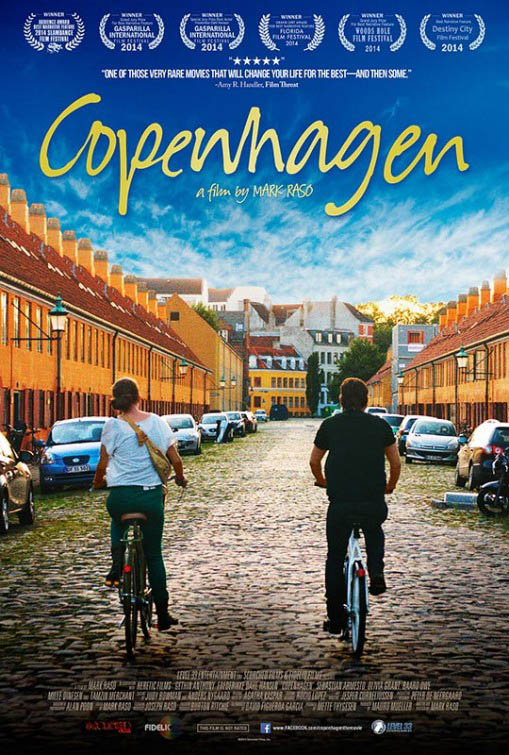 Copenhagen Large Poster