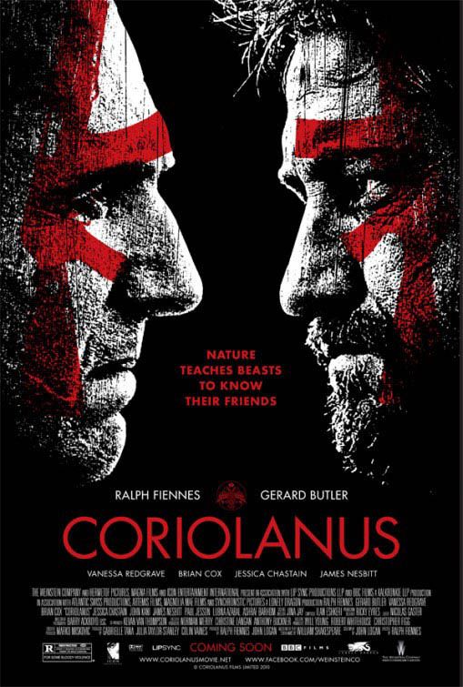 Coriolanus Large Poster