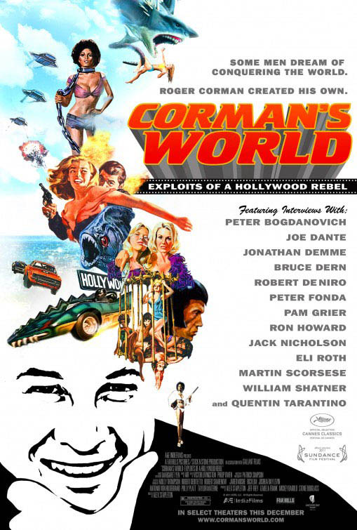 Corman's World: Exploits of a Hollywood Rebel Large Poster