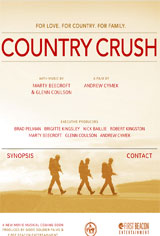 Country Crush Movie Poster