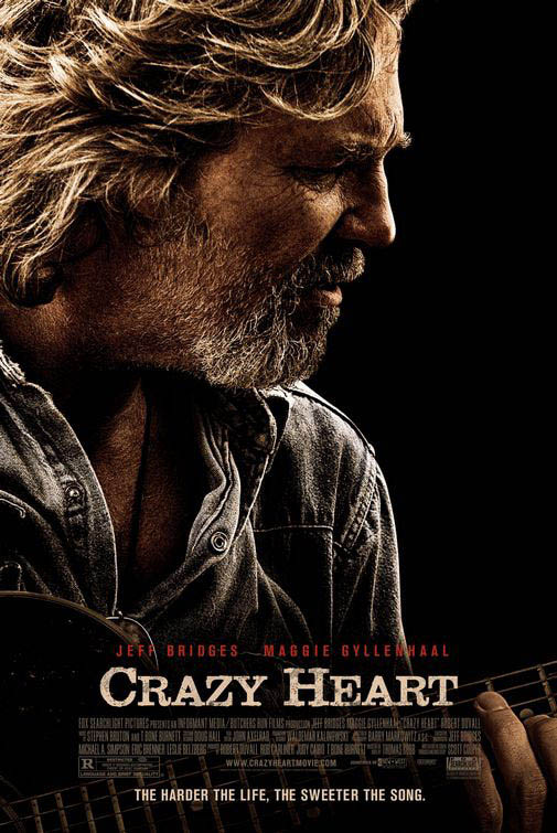 Crazy Heart Large Poster