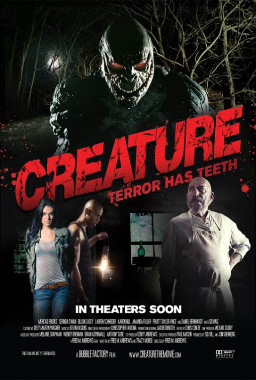 Creature Large Poster
