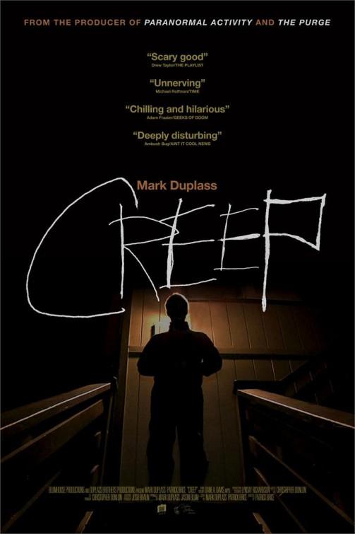 Creep Large Poster