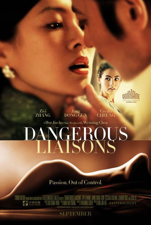 Dangerous Liaisons (2012) Large Poster