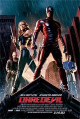 Daredevil (2003) Movie Poster