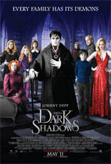 Dark Shadows Movie Poster