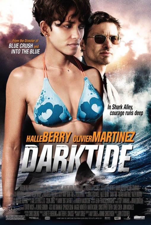 Dark Tide Large Poster