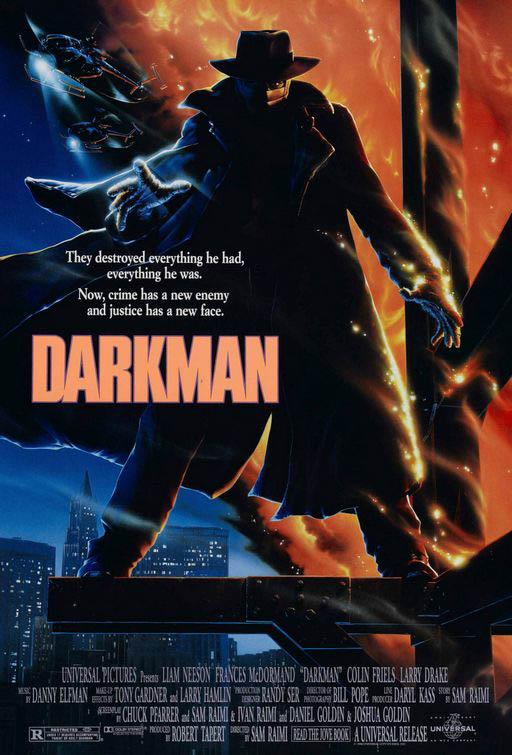 Darkman Large Poster