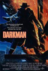 Darkman Movie Poster