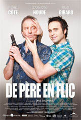 De père en flic Movie Poster