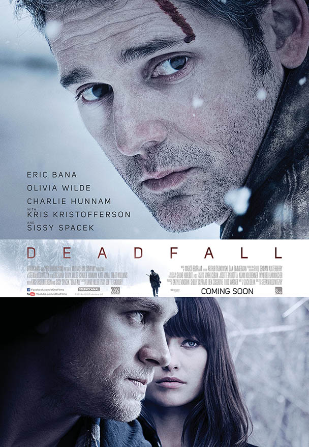Deadfall Large Poster