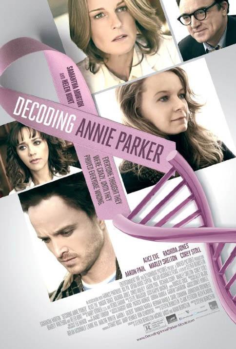 Decoding Annie Parker Large Poster