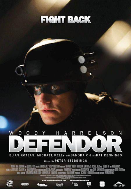 Defendor Large Poster