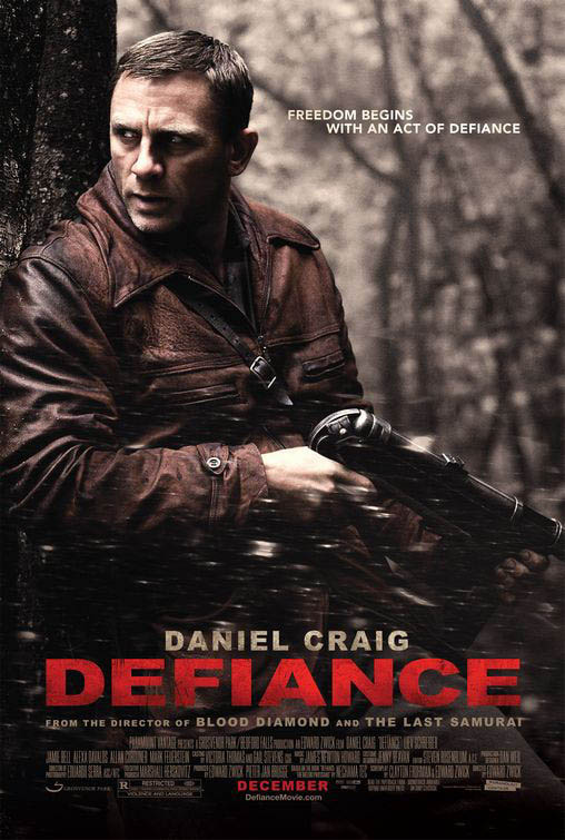 Defiance Large Poster