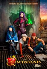 Descendants (TV) Movie Poster