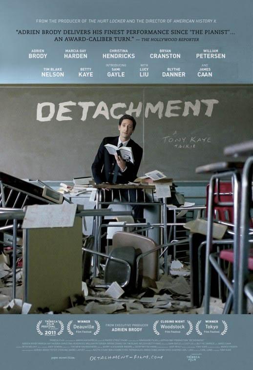 Detachment Large Poster