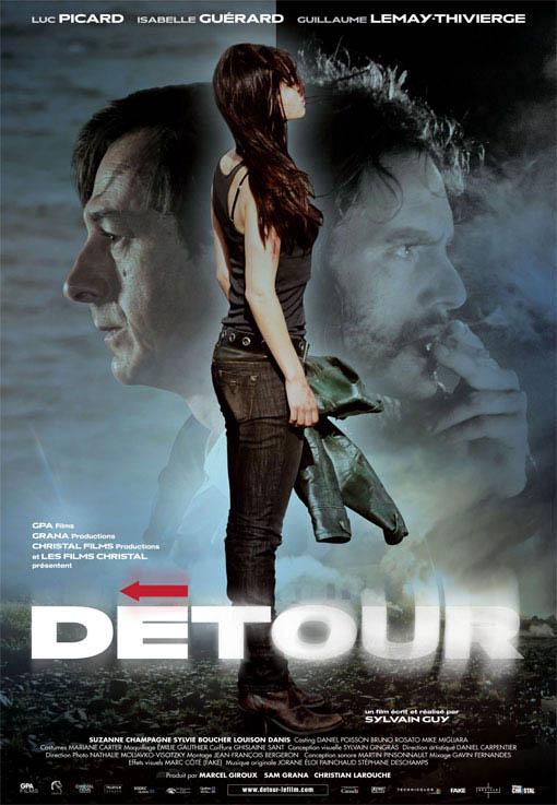 Détour (2009) affiche