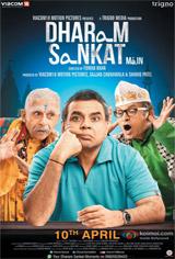 Dharam Sankat Mein Movie Poster