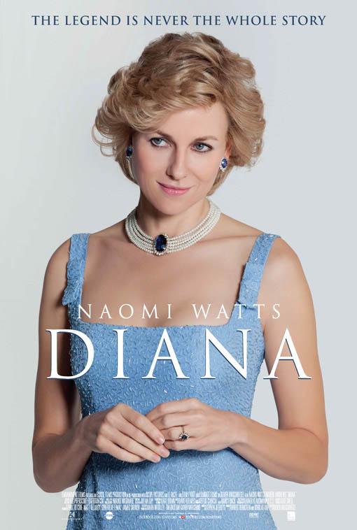 Diana Large Poster