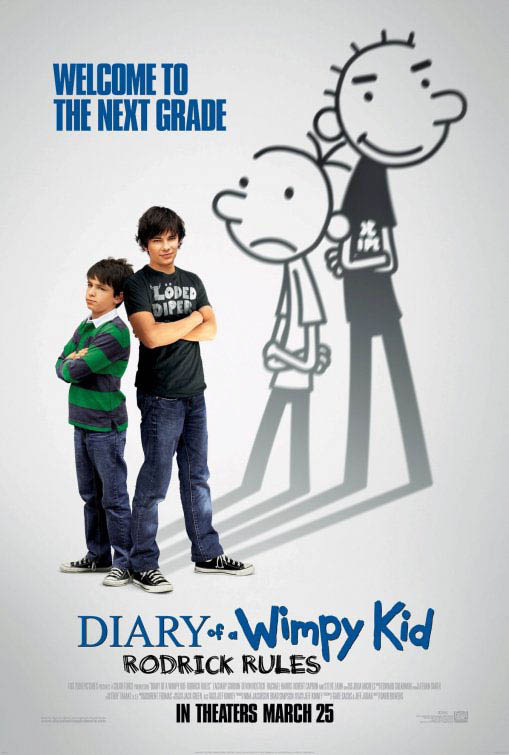Diary Of A Wimpy Kid Showtimes