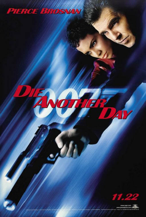 Die Another Day Large Poster