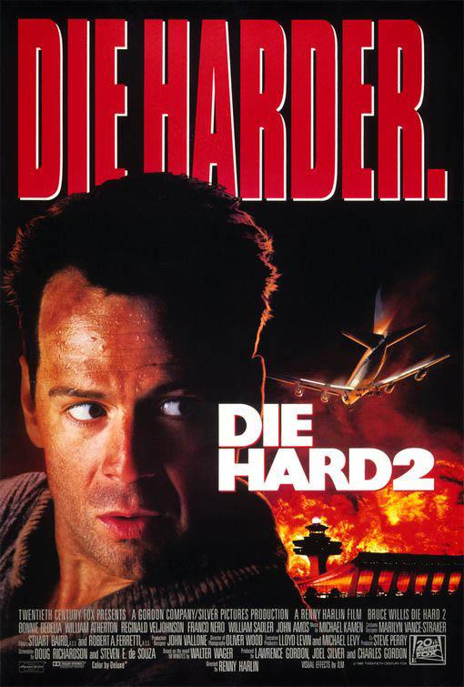 Die Hard 2: Die Harder Large Poster