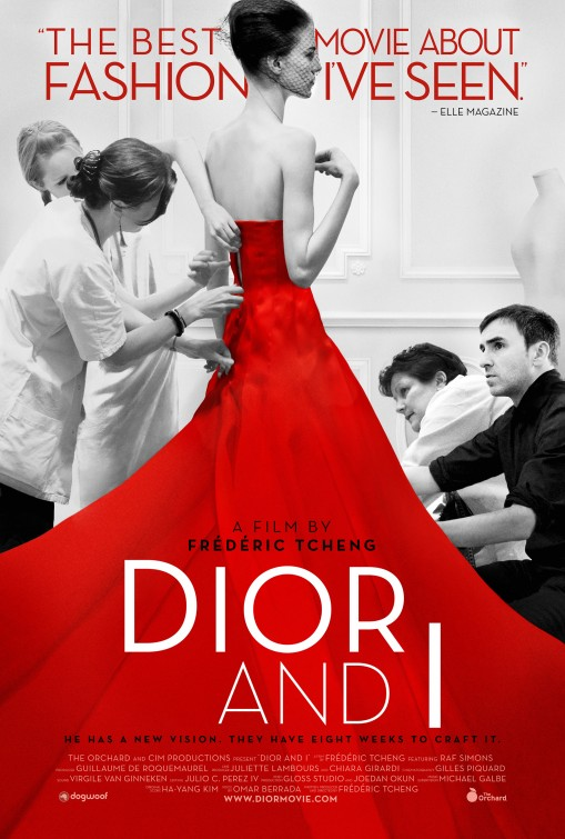 Dior and I Large Poster