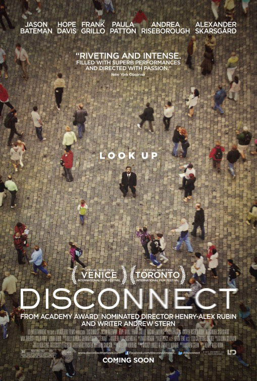 Disconnect Large Poster